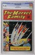 Golden Age (1938-1955):Superhero, The Marvel Family #63 Crowley Copy pedigree (Fawcett, 1951) CGC NM 9.4 Off-white pages....