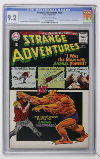 Strange Adventures #180 (DC, 1965) CGC NM- 9.2 Cream to off-white pages