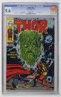 Silver Age (1956-1969):Superhero, Thor #164 (Marvel, 1969) CGC NM+ 9.6 Off-white pages....