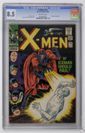 Silver Age (1956-1969):Superhero, X-Men #18 (Marvel, 1966) CGC VF+ 8.5 Off-white pages....