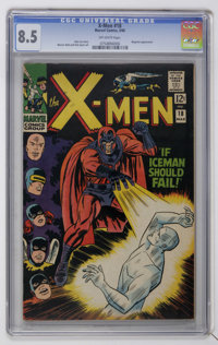X-Men #18 (Marvel, 1966) CGC VF+ 8.5 Off-white pages