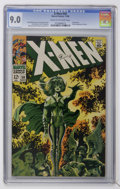 Silver Age (1956-1969):Superhero, X-Men #50 (Marvel, 1968) CGC VF/NM 9.0 Cream to off-white pages....
