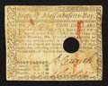 Colonial Notes:Massachusetts, Massachusetts May 5, 1780 $2 Very Fine-Extremely Fine.. ...