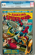 Bronze Age (1970-1979):Superhero, The Amazing Spider-Man #125 (Marvel, 1973) CGC NM 9.4 Off-white to white pages....
