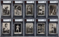 "Olympic Cards, 1935 Pattreiouex ""Sporting Events & Stars"" Complete Set (96). ..."