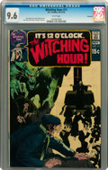 Bronze Age (1970-1979):Horror, The Witching Hour #11 Savannah pedigree (DC, 1970) CGC NM+ 9.6White pages....