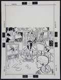 Original Comic Art:Covers, Archie, Jughead, Betty, and Veronica Cover Original Art (Archie,undated)....