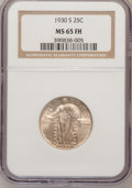 Standing Liberty Quarters: , 1930-S 25C MS65 Full Head NGC. NGC Census: (118/110). PCGS Population (159/104). Mintage: 1,556,000. Numismedia Wsl. Price ...