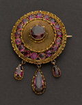 Estate Jewelry:Brooches - Pins, Interesting Victorian Pin. ...