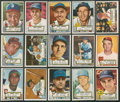 Baseball Cards:Lots, 1952 Topps Baseball Collection (68 Different). ...