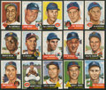 Baseball Cards:Lots, 1953 Topps Baseball Collection (99 Different). ...