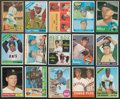 Baseball Cards:Lots, 1954 Topps Baseball Collection (84 Different). ...