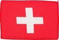 Transportation:Space Exploration, Apollo 15 Flown Flag of Switzerland Directly from the Personal Collection of Mission Command Module Pilot Al Worden, Signed an...