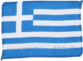 Transportation:Space Exploration, Apollo 15 Flown National Flag of Greece Directly from the PersonalCollection of Mission Command Module Pilot Al Worden, Signe...