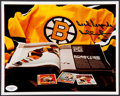 Hockey Collectibles:Photos, Bobby Orr Signed Photograph....