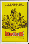 "Movie Posters:Adult, The Seducers (Cinemation Industries, 1962). One Sheet (27"" X 41"").Adult.. ..."