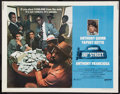 """Movie Posters:Crime, Across 110th Street Lot (United Artists, 1972). Half Sheets (2)(22"""" X 28""""). Crime.. ... (Total: 2 Items)"""