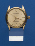 Timepieces:Wristwatch, Rolex Reference 1005 - 14k Gold Oyster For Parts Or PossibleRestoration. ...