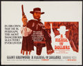 "Movie Posters:Western, A Fistful of Dollars (United Artists, 1967). Half Sheet (22"" X28""). Western.. ..."