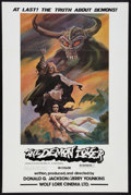"""Movie Posters:Horror, The Demon Lover (Wolf Lore Cinema, 1976). One Sheet (27"""" X 41""""). Horror.. ..."""