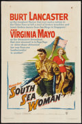 "Movie Posters:Adventure, South Sea Woman Lot (Warner Brothers, 1953). One Sheets (2) (27"" X41""). Adventure.. ... (Total: 2 Items)"