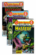 Bronze Age (1970-1979):Horror, House of Mystery #251-263 Group (DC, 1977-78) Condition: AverageVF.... (Total: 13 Comic Books)