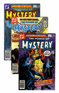 Modern Age (1980-Present):Horror, House of Mystery Group (DC, 1981-83) Condition: Average VF/NM.... (Total: 28 Comic Books)
