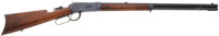 "About Mint Winchester M1894 Takedown Rifle with Factory Order ""Matted"" Barrel"