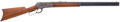 Military & Patriotic:Indian Wars, About Mint M1886 Winchester Rifle # 96557, Cal. 45-90, ManufacturedDecember 1894....