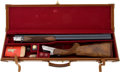 Military & Patriotic:WWII, Perazzi Over-and-Under Shotgun With Accessories and Fitted Case.... (Total: 2 Items)