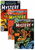 Bronze Age (1970-1979):Horror, House of Mystery Group (DC, 1978-81) Condition: Average VF/NM....(Total: 22 Comic Books)