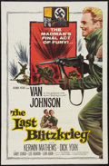 """Movie Posters:War, The Last Blitzkrieg Lot (Columbia, 1959). One Sheets (2) (27"""" X41""""). War.. ... (Total: 2 Items)"""