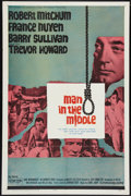 "Movie Posters:War, Man in the Middle Lot (20th Century Fox, 1964). One Sheets (2) (27""X 41""). War.. ... (Total: 2 Items)"