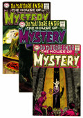 Silver Age (1956-1969):Horror, House of Mystery #174-185 Group (DC, 1968-70).... (Total: 12 ComicBooks)