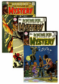 Bronze Age (1970-1979):Horror, House of Mystery Group (DC, 1970-72).... (Total: 14 Comic Books)