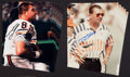 Football Collectibles:Photos, Mike Ditka Signed Photographs Lot of 10....