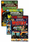 Bronze Age (1970-1979):Horror, House of Mystery Group (DC, 1974-75) Condition: Average FN/VF.... (Total: 5 Comic Books)