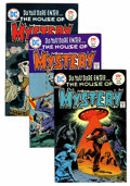 Bronze Age (1970-1979):Horror, House of Mystery #230-250 Group (DC, 1975-77).... (Total: 21 ComicBooks)
