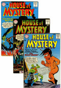 Silver Age (1956-1969):Horror, House of Mystery #136-155 Group (DC, 1963-65) Condition: AverageVG+.... (Total: 20 Comic Books)
