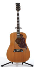 Musical Instruments:Acoustic Guitars, 1970's Gibson Dove Natural Acoustic Guitar #A388....