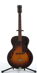 Musical Instruments:Acoustic Guitars, 1948 Gibson L-48 Sunburst Archtop Acoustic Guitar #2272....