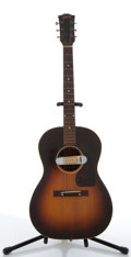 Musical Instruments:Acoustic Guitars, 1950's Gibson LG-1 Sunburst Acoustic Guitar #702...