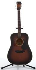 Musical Instruments:Acoustic Guitars, Sigma By Martin DT-4 Sunburst Acoustic Guitar #91090507...