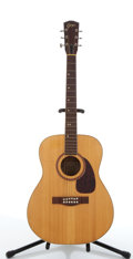 Musical Instruments:Acoustic Guitars, 1966 Goya T-16 Acoustic Guitar Serial #360174...