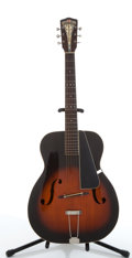 Musical Instruments:Acoustic Guitars, 1940's Armstrong Orchestra Archtop Acoustic Guitar #N/A....