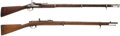 Military & Patriotic:Foreign Wars, Pair of European Late Nineteenth Century Rifles. ... (Total: 2 Items)