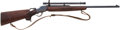 Military & Patriotic:WWI, R. F. Sedgely High Wall Single-Shot Rifle With Winchester A5Scope....