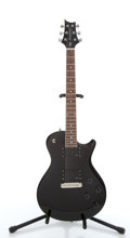 Musical Instruments:Electric Guitars, Modern Paul Reed Smith (PRS) Tremonti Black Electric Guitar#C04721....