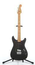 Musical Instruments:Electric Guitars, 1979-81 Fender Lead II Black Electric Guitar #E1014968....