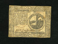 Colonial Notes:Continental Congress Issues, Continental Currency November 29, 1775 $2 Fine. Healthy edges arefound on this 230 year old note....